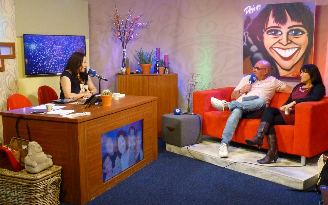 Interview met Hilda Spruit Omroep West – Debby en haar mannen