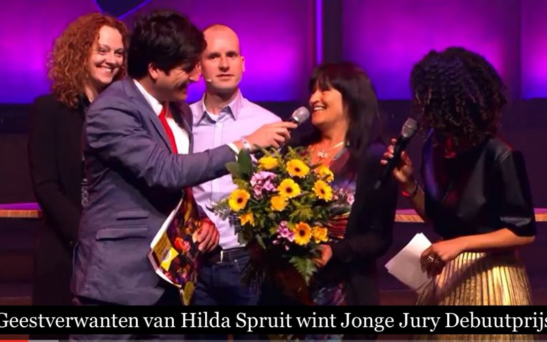 Geestverwanten wint Jonge Jury Debuutprijs