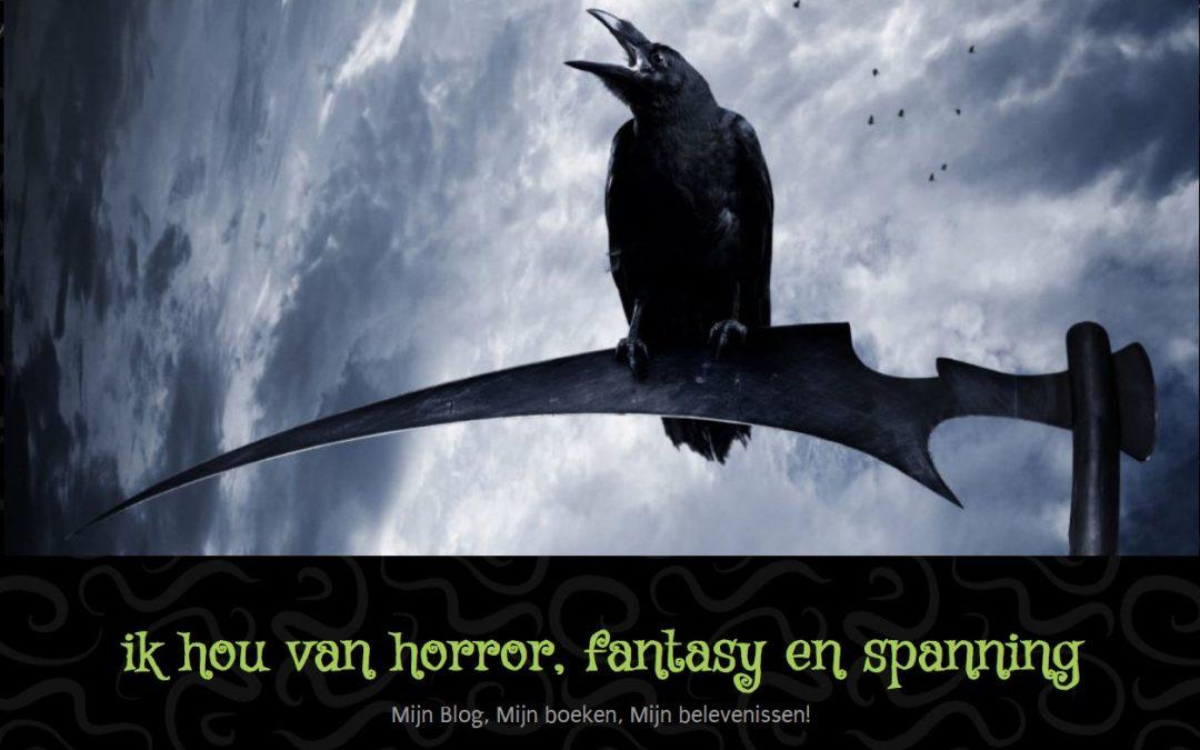 Ik hou van horror, fantasy en spanning – 5 sterren voor Geestverwanten
