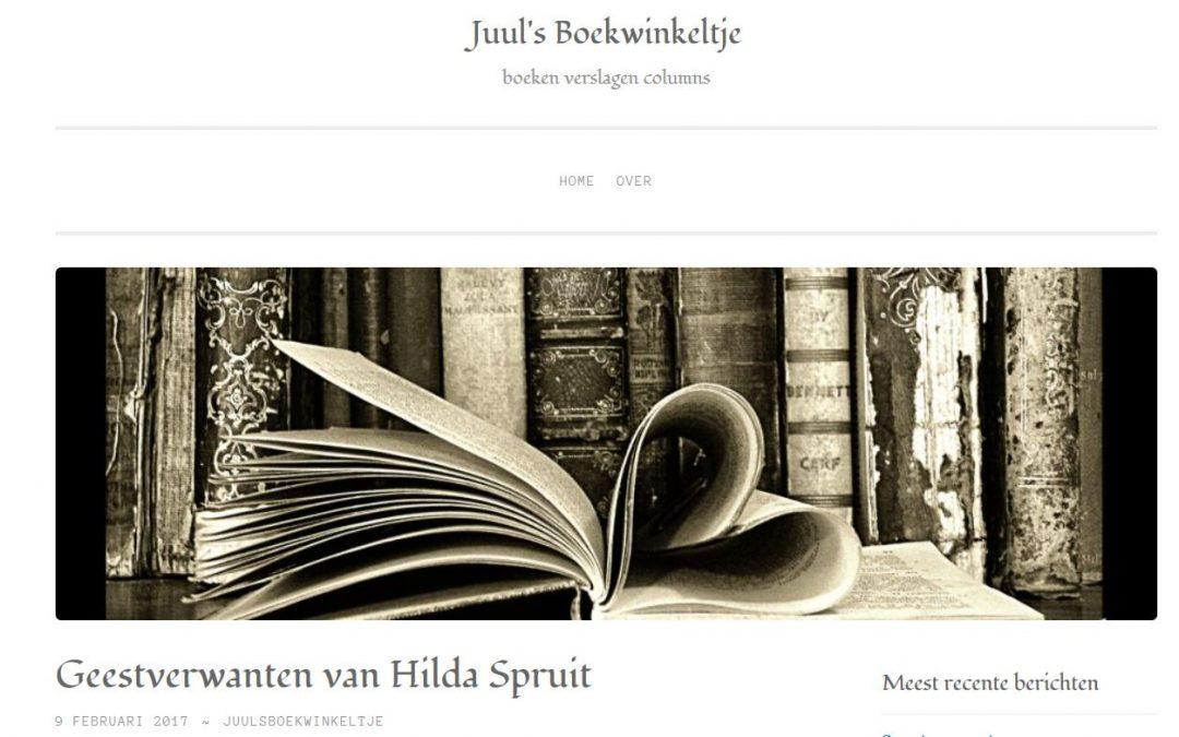 Juul's Boekwinkeltje over Geestverwanten