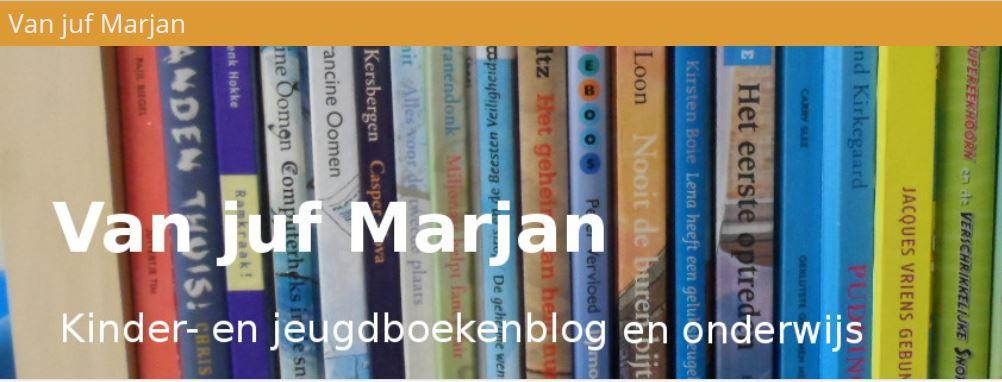 Kinder- en jeugdboekenblog en onderwijs Van juf Marjan / Review Geestverwanten – Hilda Spruit