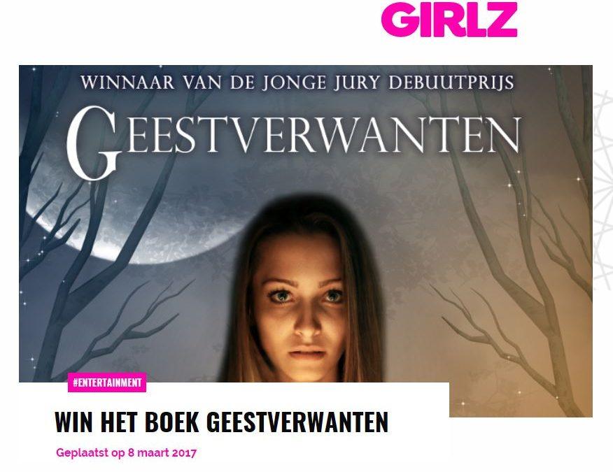 Geestverwanten te winnen via het maandblad Girlz
